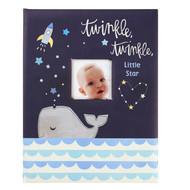 BABY MEMORY BOOK TWINKLE TWINKLE LITTLE STAR
