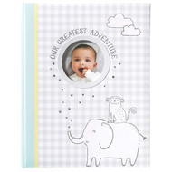 BABY MEMORY BOOK OUR GREATEST ADVENTURE