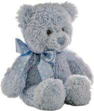 """TEDDY BEAR YUMMY BLUE 12"""""""