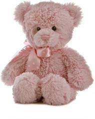 """TEDDY BEAR YUMMY PINK 12"""""""