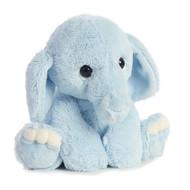 LIL BENNY ELEPHANT- BLUE 10 IN.