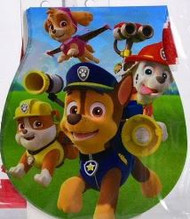 PARTY TREAT BAGS PAW PATROL SHAPED 15 CT