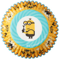 BAKING CUPS DPSPICABLE ME 3 MINIONS 50 CT