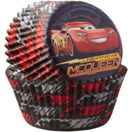 BAKING CUPS CARS 50 CT