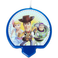 CANDLE TOY STORY 2.5 IN.