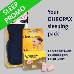 OHROPAX sleeping pack