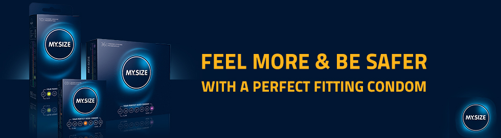 MY.SIZE condoms - Your perfect fitting condom