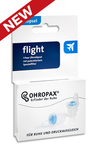 OHROPAX flight earplugs