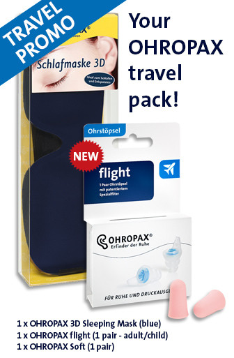 OHROPAX travel pack