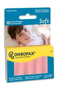 OHROPAX Soft earplugs