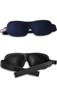 OHROPAX 3D Sleeping Mask front and back view