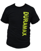 DuramaxGear | Black Shirt | Vertical Green or Orange Duramax | T14009