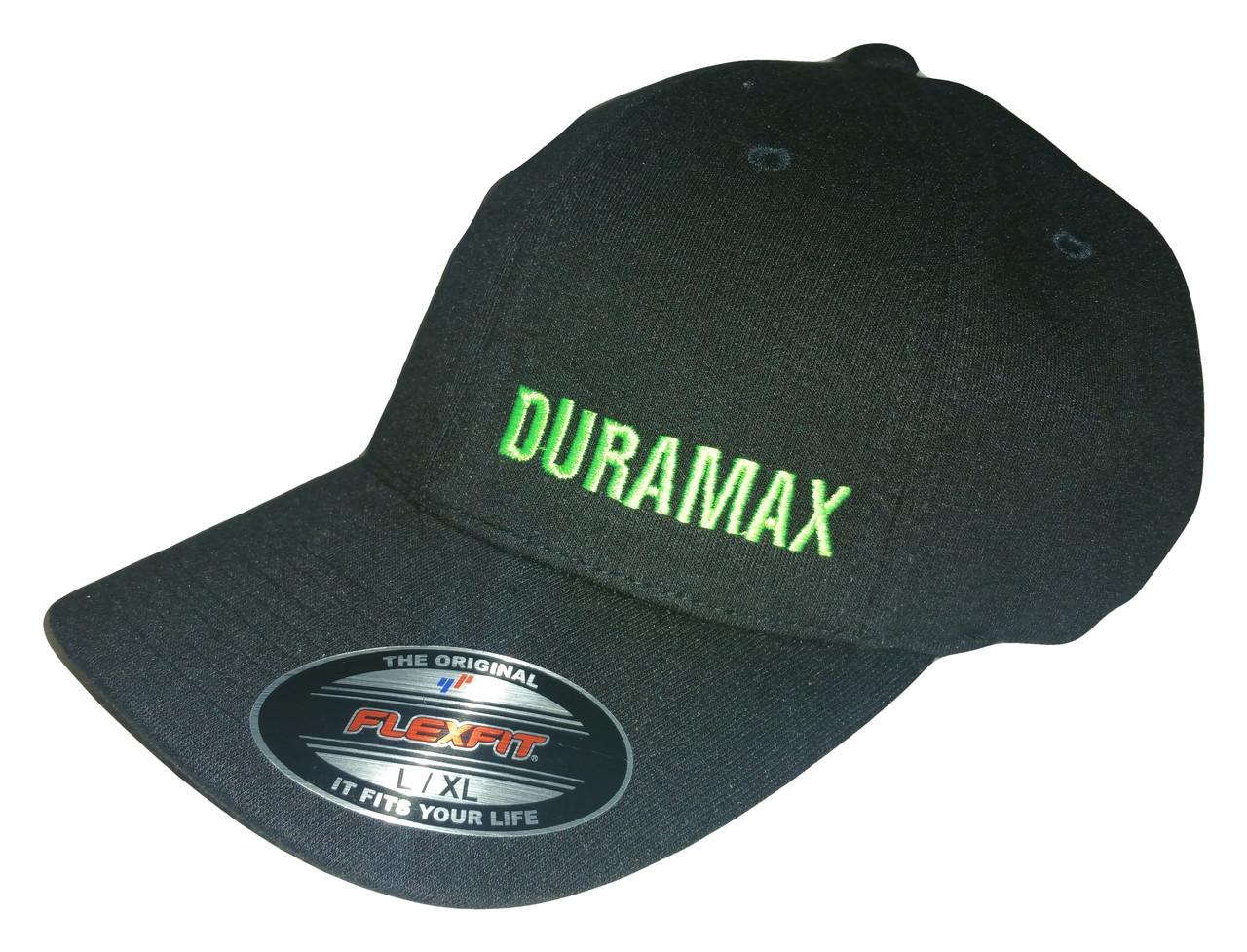 08edd94ff89c0f DuramaxGear | FlexFit Fitted Hat | Duramax | BC13002 - Schreyer ...