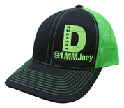 DuramaxGear   Two Tone Snapback Hat  Duramax D Instagram Username   T0026