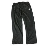 Schreyer Outfitters | Men's Black Poly Fleece Sweatpants | White Schreyer Outfitters Logo | T0038
