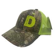DuramaxGear | Two Tone RealTree Snapback Hat | Duramax D  | T0045