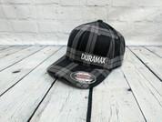 DuramaxGear | Plaid Fitted Hat | Duramax | T0081