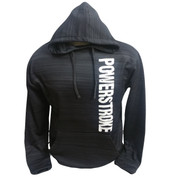PowerstrokeGear | Performance Hoodie | Vertical Distressed POWERSTROKE | T0083