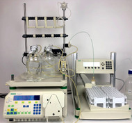 Bio Rad Biologic LP Chromatography System W/ Fraction Collector