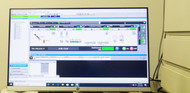 Agilent 1100 HPLC with G1365B MWD, and Windows 10 Pro ChemStaion PC