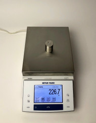 Mettler Toledo Top loading Balance XS4001S | Cheshire Analytical