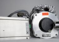 LEYBOLD TW 220/150 Turbomolecular Pump with a LEYBOLD CT 200 ECE Turbomolecular pump controller 85-265V