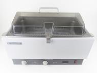 Fisher Scientific 20L Isotemp Lab Benchtop Digital Heated Water Bath