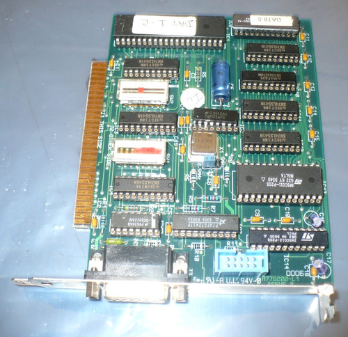 Used WATERS/MICROMASS ISA TDAT PCB