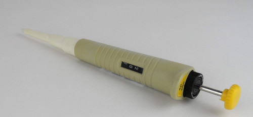 Used Nichiryo Oxford Benchmate 40-200 ul SIngle Channel Pipette