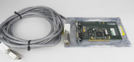Used Waters Micromass  PCI TDAT PCB Card with TDAT Cable