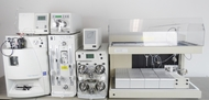 WATERS ZQ/2487 MASS/UV TRIGGERED AUTOPURIFICATION LC/MS SYSTEM