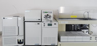 WATERS 3100/2998 MASS/PDA TRIGGERED AUTOPURIFICATION LC/MS SYSTEM.