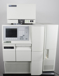 Waters Alliance 2695 HPLC with Waters 2996 Photo Diode Array (PDA) Detector, Column Heater, and Sample Heater/Cooler