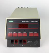 Refurbished Bio Rad Model 200/2.0 Power Supply