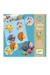 Djeco Loto Kids Game