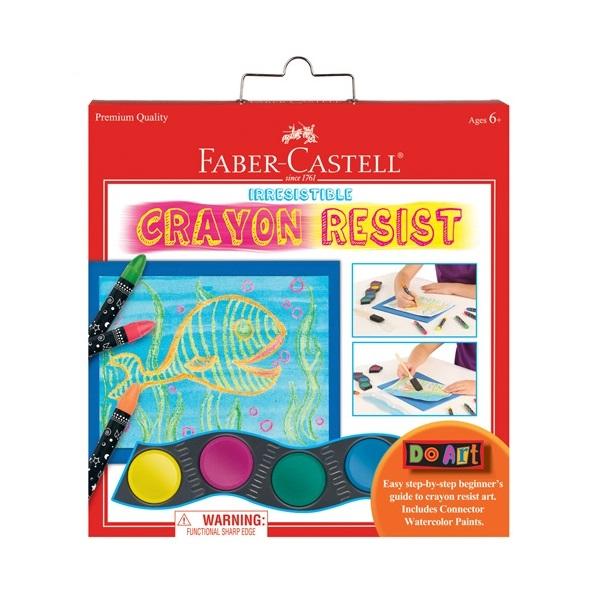 Faber-Castell Crayon Resist