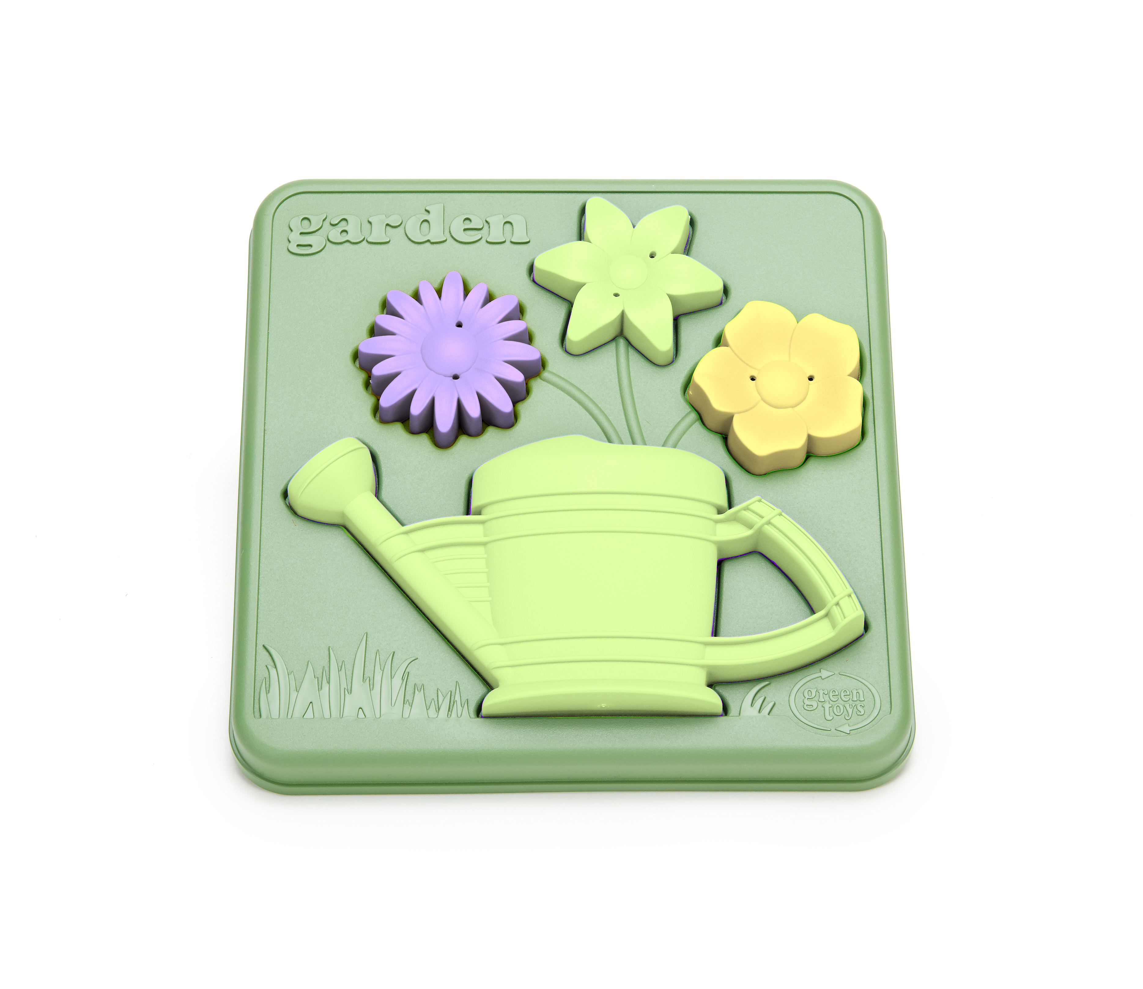 Garden Puzzle by Green Toys