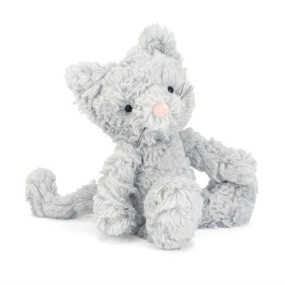 Jellycat Squiggle Kitty stuffed animal