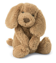 Jellycat Bashful Toffee Puppy stuffed animal