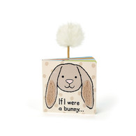 The If I Were a Bunny Book by Jellycat