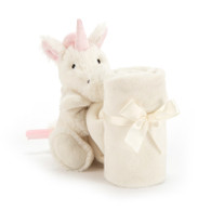 Bashful Unicorn Soother by Jellycat