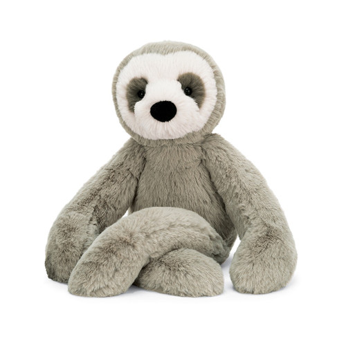 Jellycat Snugglet Bailey SLoth