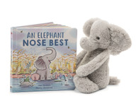 An Elephant Nose Best Board Book