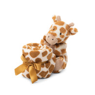 Bashful Giraffe Baby Soother by Jellycat
