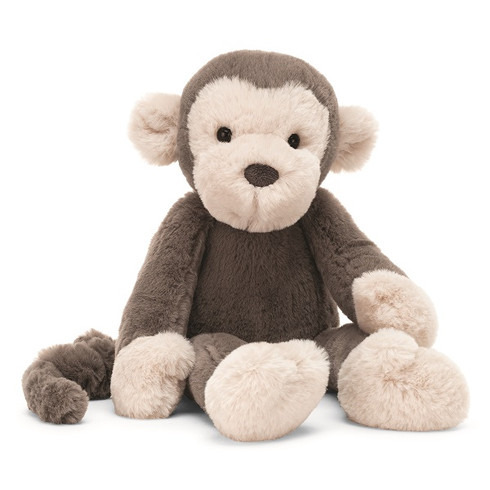 Snugglet Brodie Monkey by Jellycat