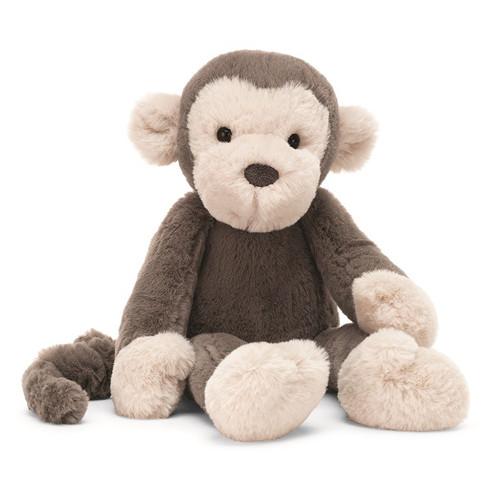 Snugglet Brodie Monkey by Jellycat