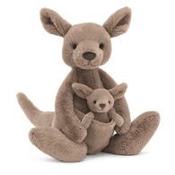 Scrumptious Kara Kangaroo by Jellycat
