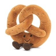 Amuseable Pretzel by Jellycat