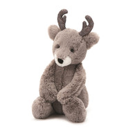 Bashful Glitz Reindeer by Jellycat