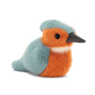 Birdling Kingfisher by Jellycat
